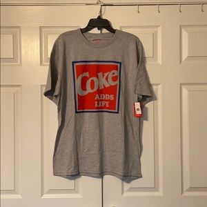 Coke Adds Life Short Sleeve T-Shirt